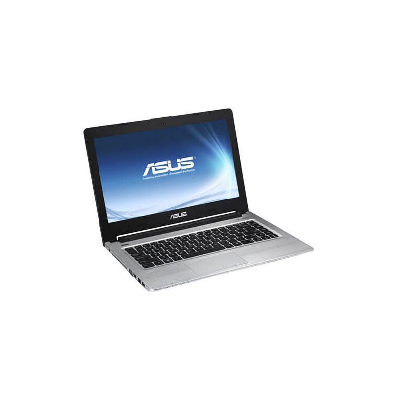 "Notebook Asus - Intel® Core i7-3517U, 6GB de memória, 500GB + SSD 24GB, HDMI, Bluetooth, Tela LED de 14"" -  S46CB-WX152"