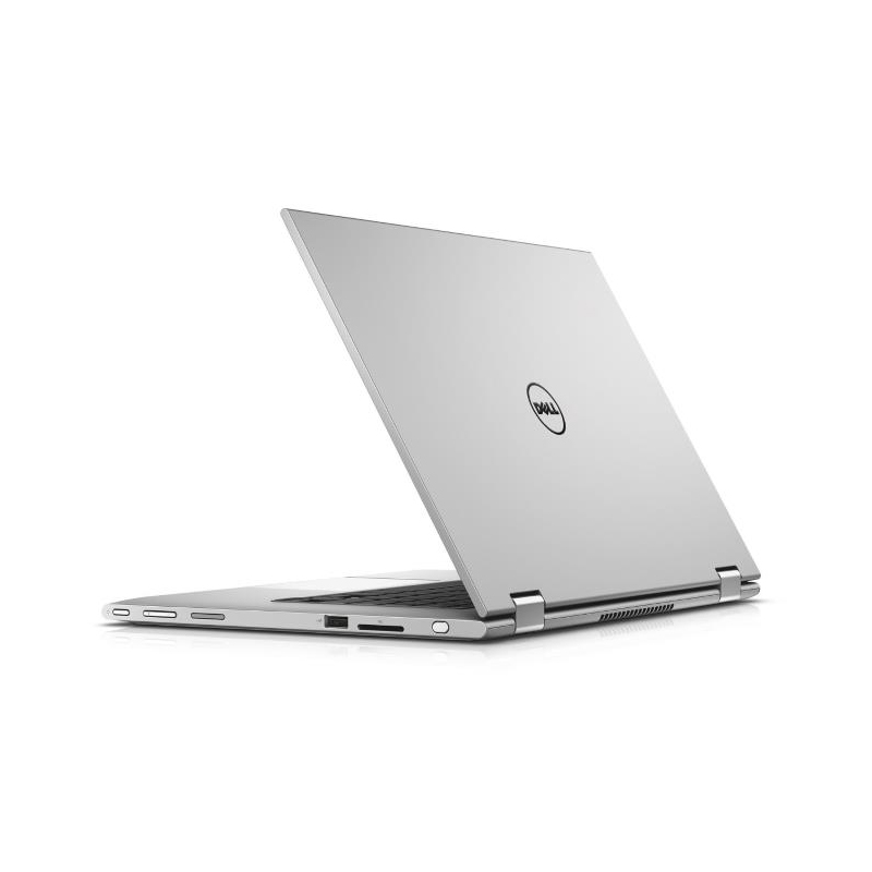 "Notebook Dell Ultrabook Inspirion- Intel® Core i7-6500U, 8GB de memória, 500GB de HD,  Leitor de Cartões, HDMI, Bluetooth, Tela FULL HD de 13"" Touch, Windows 10 -  13-7359 *"