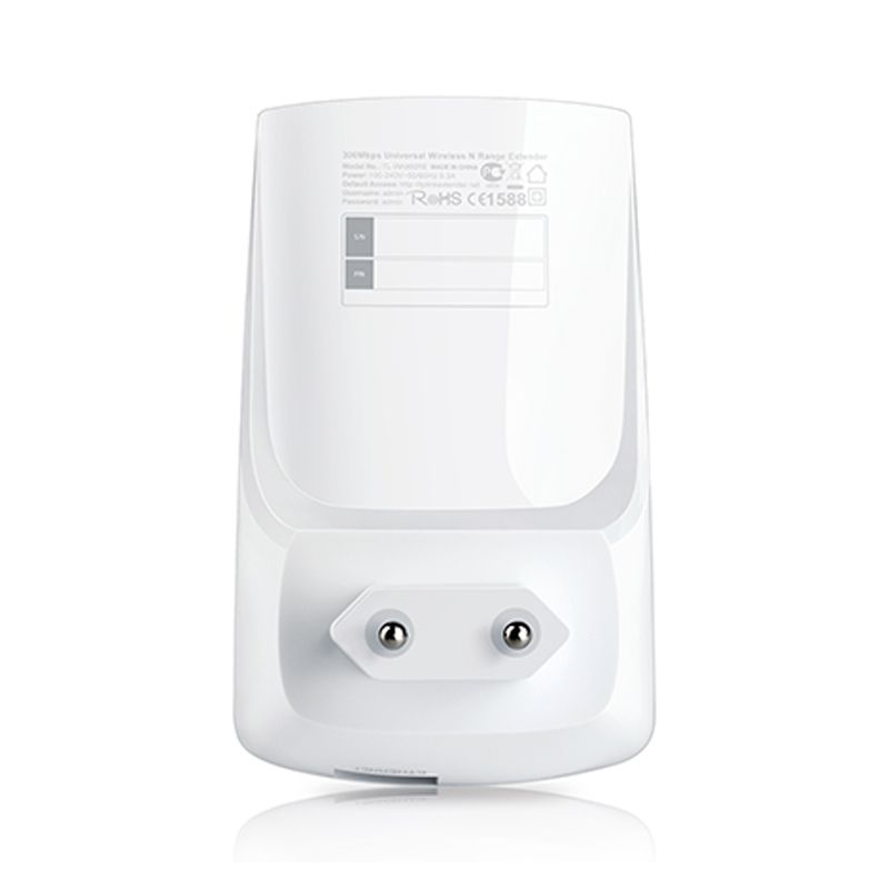 Repetidor TP-LINK WA850RE  - Wifi, 300Mpbs