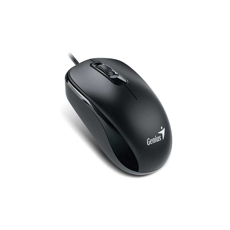 Mouse Genius DX-110 - Óptico, USB, 1000DPI *