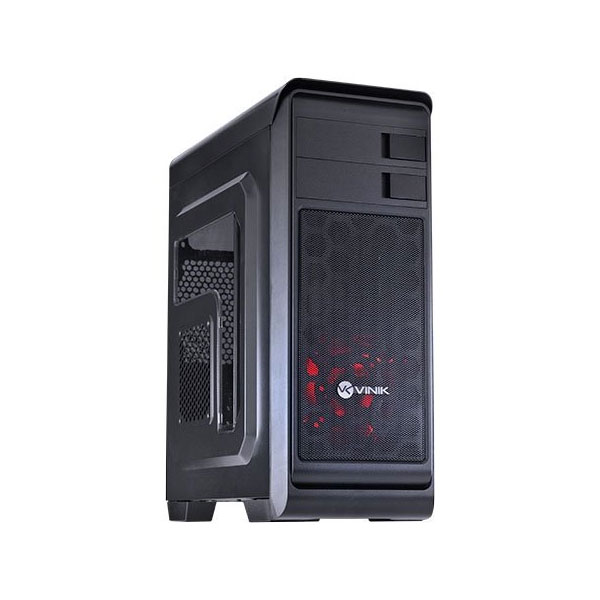 Computador Gamer Intel Core i3 -  Memória 4GB, Placa Mãe H81, HD de 500GB, Placa de Vídeo GTX750 1GB, Fonte 650W *