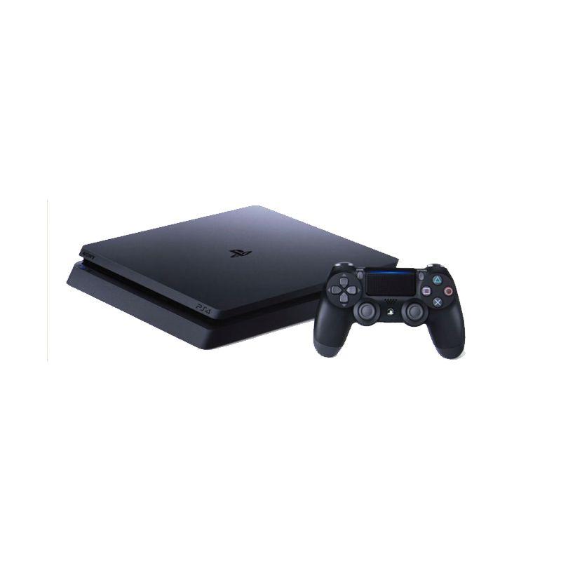 Console Playstation 4 Slim 500GB - Processador Octa-Core, Dualshock 4 - PS4