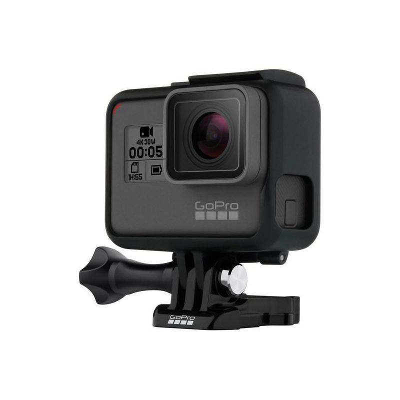 Câmera GoPro Hero 5 Black Adventure  - Resolução 4k, 12MP, Redução de Ruído, Controle por Voz, Prova d' água - CHDHX-501 *
