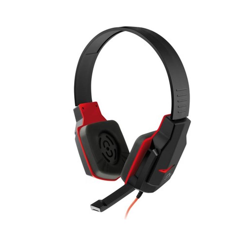 Headset  Gamer Multilaser PH073 - Conexão P2, 50 MW *