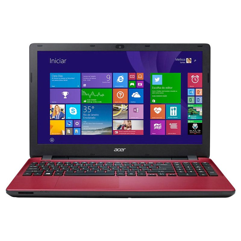 "Notebook Acer Aspire E5-571 Intel Core i3, 4GB de memória, HD de 1TB, HDMI, Tela LED de 15.6"", Windows (showroom)"