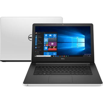 Notebook Dell Inspiron 14-5458-B10  - Intel Core i3, 4GB de Memória, HD de 1TB, Windows 10, Tela LED de 14