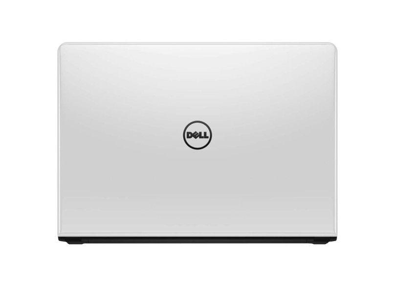 Notebook Dell Inspiron 14-5458-B10  - Intel Core i3, 4GB de Memória, HD de 1TB, Windows 10, Tela LED de 14   - Beta Informática