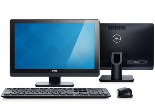 Computador All in One DELL - Intel Core i3, 4GB de Memória, HD de 500GB , Tela LED de 20