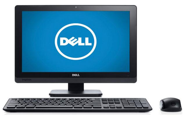 Computador All in One DELL - Intel Core i3, 4GB de Memória, HD de 500GB , Tela LED de 20