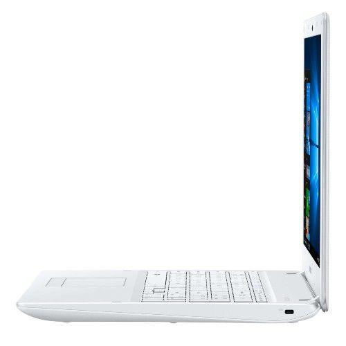"Notebook Samsung Essentials E34 NP300E5K-KF2BR Intel Core i3, 4GB de Memória, HD de 1TB, Bluetooth, HDMI, Tela LED de 15.6"" Full HD Windows 10 *"