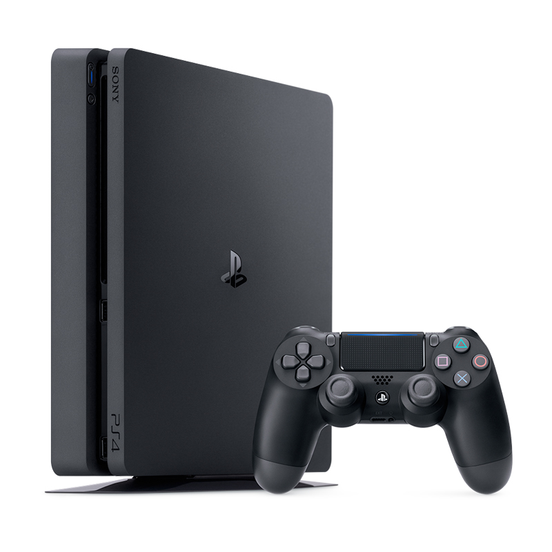 Console Playstation 4 Slim 1TB - Processador Octa-Core,  Dualshock 4 - PS4