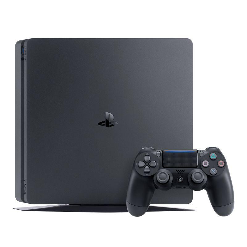 Console Playstation 4 Slim 1TB - Processador Octa-Core,  Dualshock 4 - PS4