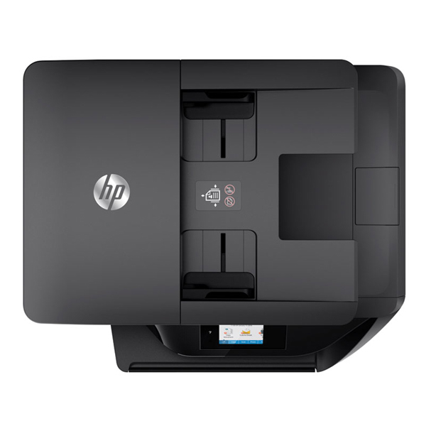 Impressora Multifuncional HP -  Jato de Tinta, Duplex, Copiadora, Digitalizadora, Fax, WiFi, 30PPM - PRO 6970 *