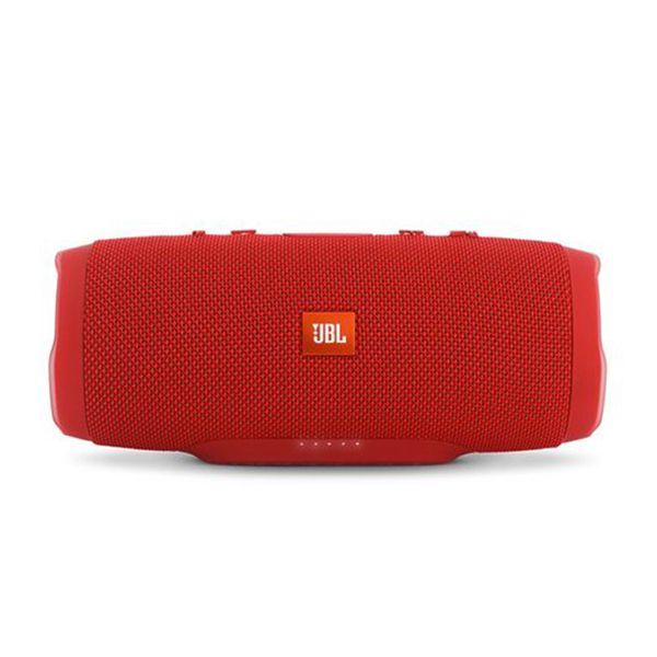 Caixa de Som JBL Charge 3 - Portátil, Prova dàgua, Bluetooth - Vermelho *
