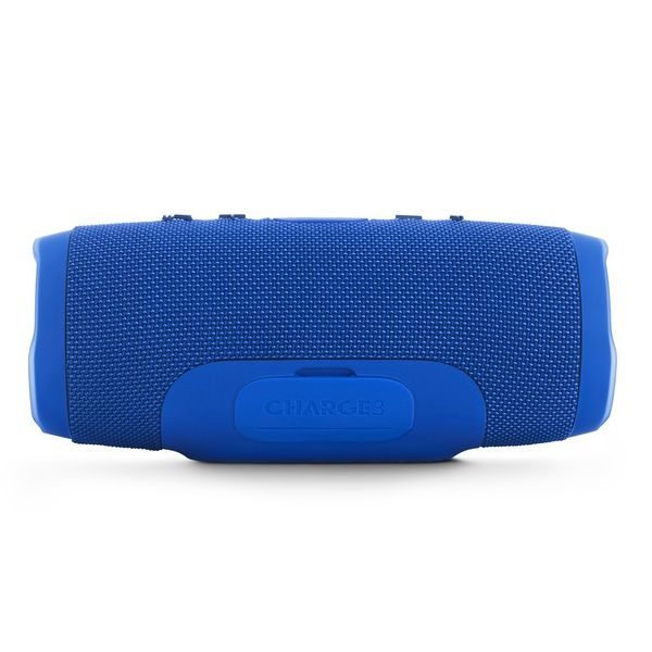 Caixa de Som JBL Charge 3 - Portátil, Prova dàgua, Bluetooth - Azul *