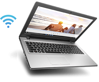 "Notebook Lenovo Ideapad Intel Core  i5-6200U, 4GB de Memória, HD de 1TB, Tela LED de 15.6"", Windows 10"