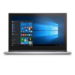 Ultrabook 2 em 1 Dell 7359-6790SLV Intel Core i5 (6 geração), Memoria 8GB, SSD 256GB, Tela LED 13.3