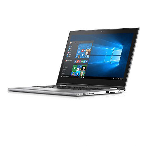 "Ultrabook 2 em 1 Dell 7359-6790SLV Intel Core i5 (6 geração), Memoria 8GB, SSD 256GB, Tela LED 13.3"" Touchscreen, Windows 10 *"