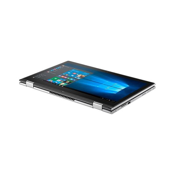 """Ultrabook 2 em 1 Dell Inspiron 13 com Intel Core i7 de 6ª Geração, SSD de 256GB, 8GB de Memória, Wireless AC e Miracast, Tela Full HD Multi-touch de 13"""" *"""