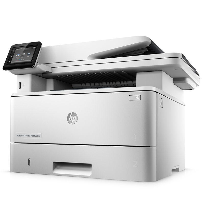 Impressora Multifuncional HP LaserJet Pro M426dw, imprime até 80.000 páginas/mês, Copiadora, Digitalizadora, Wireless, USB *