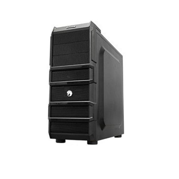 Computador Gamer ML - Intel Core i5-4460 4° Geração, 8GB Hyper-X DDR3, Placa Mae H81, HD de 1TB, Placa de Vídeo GTX1050TI 2GB, Fonte ATX 500W Real