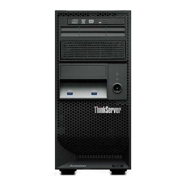 Servidor Lenovo THINKSERVER Intel Core Xeon E3-1225 V6 , 8GB de Memória, HD de 1TB, Freedos - TS150 *