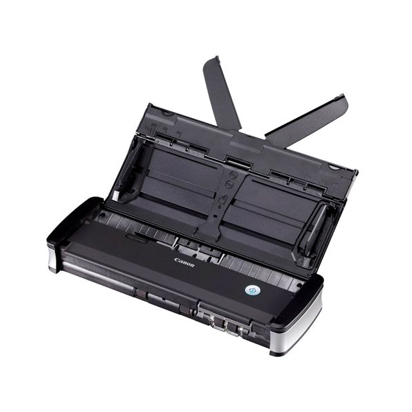 Scanner Canon - Ótica de 600pp, USB 3.0, Compatível Mac e Windows, LED RGB - P-215II *