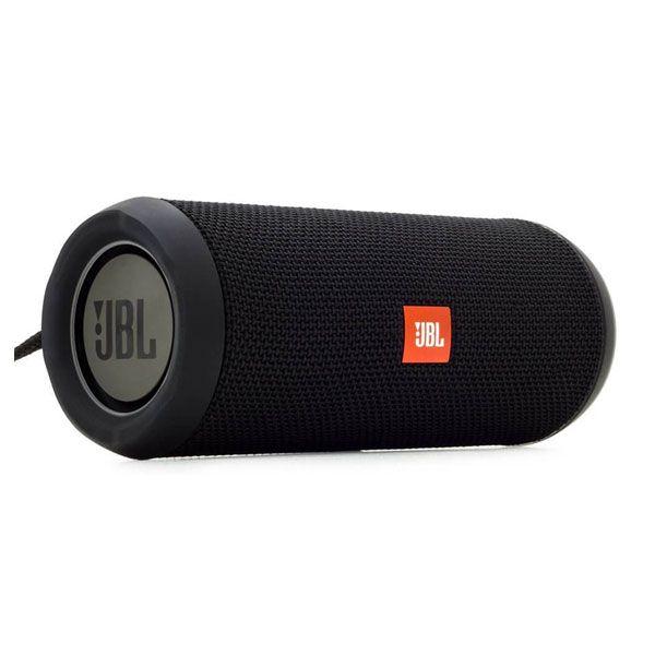 Caixa de Som JBL Flip 3 - Duração de 3h, Bluetooth - Preto *
