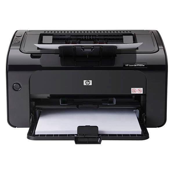 Impressora HP Laserjet  8MB de Memória, Resolução 600pdi, USB, WiFi  - P1109W