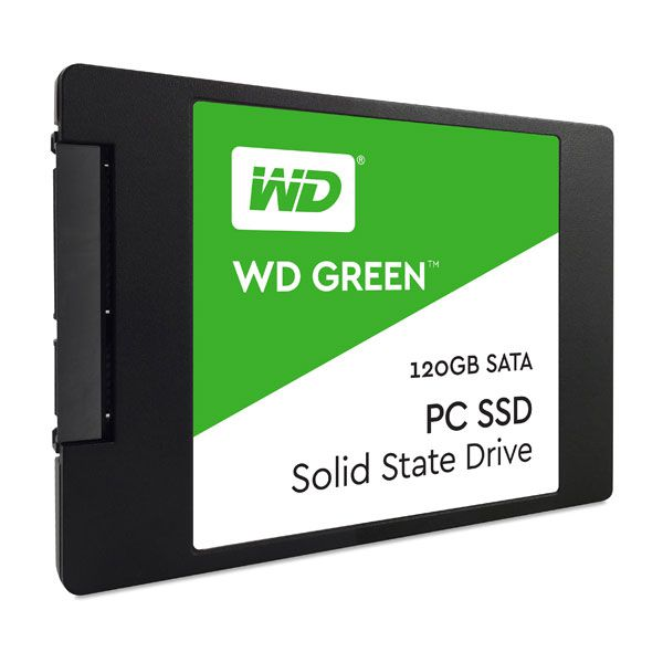 SSD Western Digital SATA III - 120GB