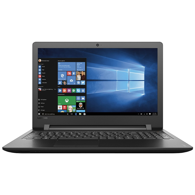 Notebook Lenovo IdeaPad 110 com Intel Core I3 de 6ª Geração, 4GB de Memória, HD de 1TB, Wireless AC, Tela LED de 15.6