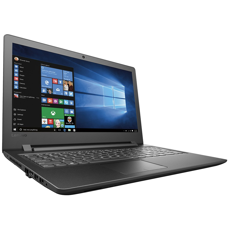 "Notebook Lenovo IdeaPad 110 com Intel Core I3 de 6ª Geração, 4GB de Memória, HD de 1TB, Wireless AC, Tela LED de 15.6"", Windows 10 - 110-15ISK *"