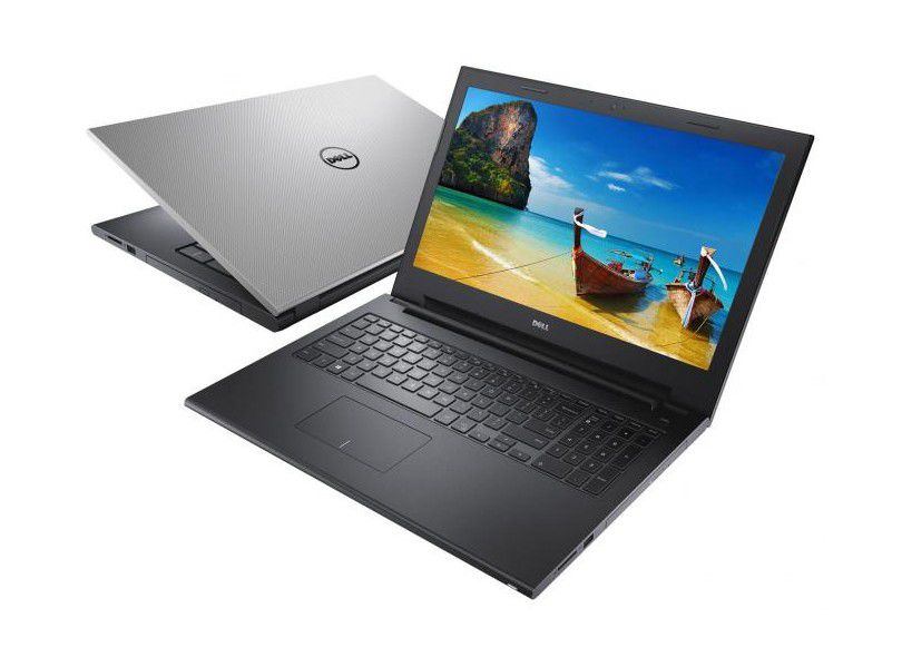 Notebook DELL Inspiron I15-3542 - Intel Core i5, 8GB de Memória, HD 1TB, Placa de vídeo Geforce 2GB, HDMI, Teclado numérico, Tela LED de 15.6 (showroom)