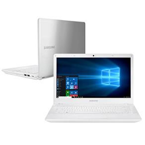 Notebook Samsung ATIV 370E4K - Intel Dual Core, Memória de 4GB, HD 500GB, Gravador de DVD, Leitor de Cartões, Tela de 14