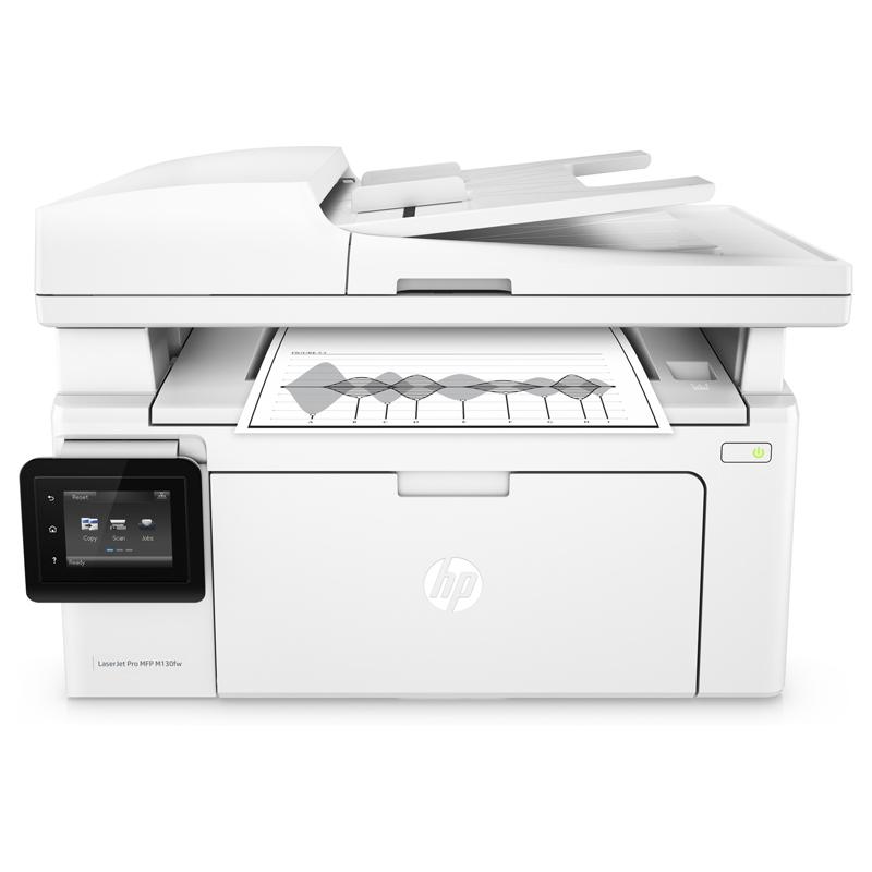 Multifuncional HP Laser Jet Pro M130fw sem Fio, Copiadora, Digitalizadora, Fax