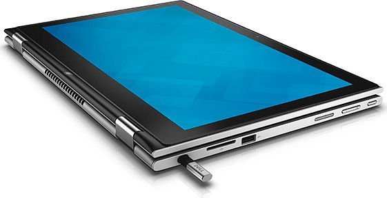"""Ultrabook 2 em 1 Dell 7347 Intel Core i5, Memoria 4GB, HD 500GB Tela LED 13.3"""" Touchscreen, Windows (seminovo)"""