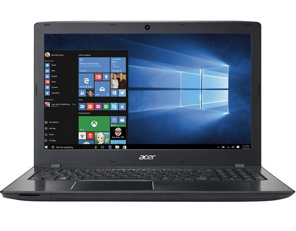 "Notebook Acer Aspire E5-575 - Intel Core i7 de 6ª Geração, 8GB de Memória DDR4, HD de 1TB, Tela LED de 15.6"", Windows 10 - E5-575-72L3 *"