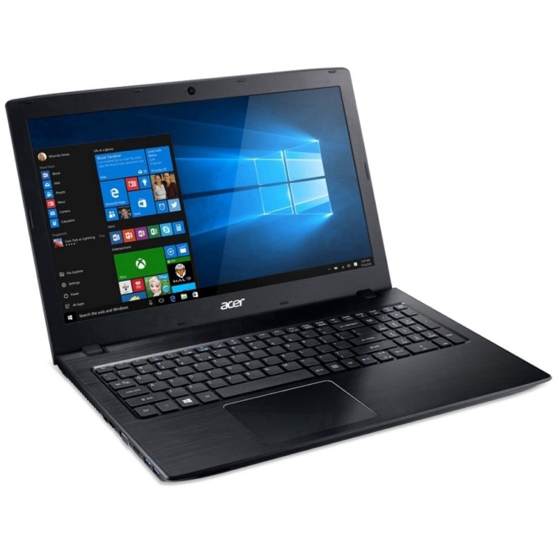 Notebook Acer Aspire E5-575G - Intel Core I5 de 6ª Geração, 8GB de Memória, Wireless AC, HD de 1TB, Placa de vídeo GeForce de 2GB, Tela Full HD de 15.6