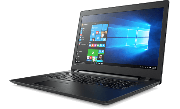 Notebook Lenovo IdeaPad 110 com Intel  Dual Core, 4GB de Memória, HD de 500GB,  Tela LED de 15.6