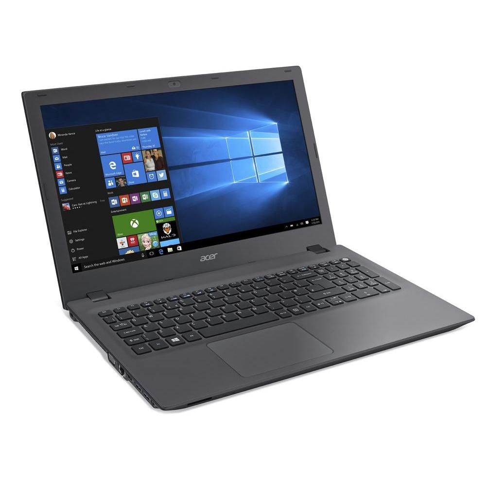 "Notebook Acer com Intel Core i7 de 6ª Geração, 16GB de Memória, HD de 2TB, Placa de vídeo NVIDIA GeForce 940MX com 4 GB, Tela Full HD de 15.6"", Windows 10 - E5-574G-73NZ *"