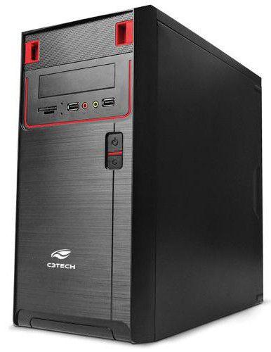 Computador Intel Core i3 - 3.9GHz (7ª Geração), 4GB de Memória, HD de 500GB, HDMI, Gabinete ATX *