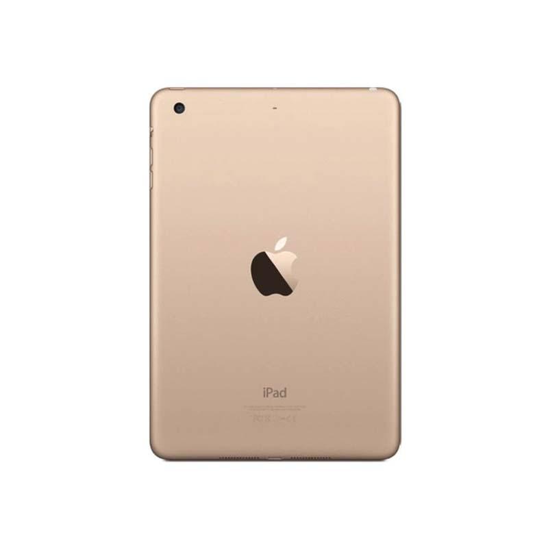 Apple iPad Mini 4 com Touch ID, Memória de 128GB, Câmera iSight 8MP,  Wi-Fi  e Tela Retina de 7,9'' - MK9Q2 - Dourado / Branco *