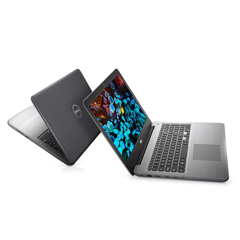 Notebook Dell Inspiron 5567 com Intel Core i7, 8GB de memória, HD de 1TB, Tela de 15