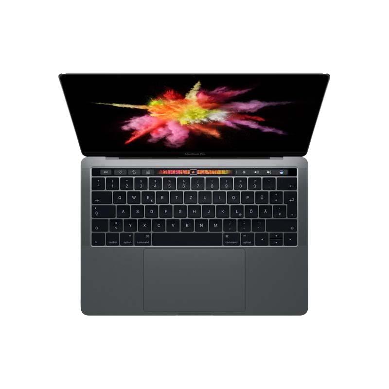 """Notebook Apple MacBook Pro com Touch Bar, Intel Core i5, 8GB de memória, SSD  de 512GB, Touch ID, USB-C, Tela Retina de 13.3"""" -  MNQF2, Cinza Espacial"""