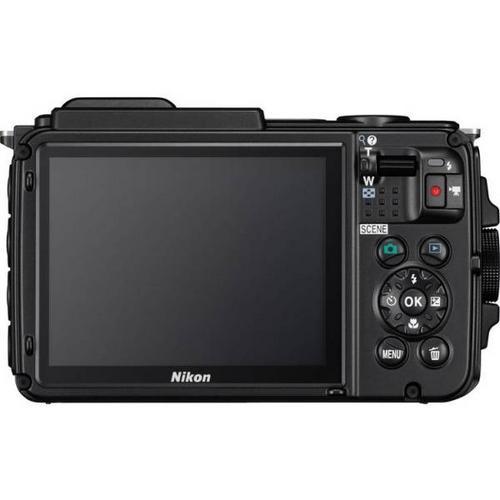 Câmera Digital Nikon Coolpix AW130, 16.0 Megapixels, Zoom 5x, Tela LED 3