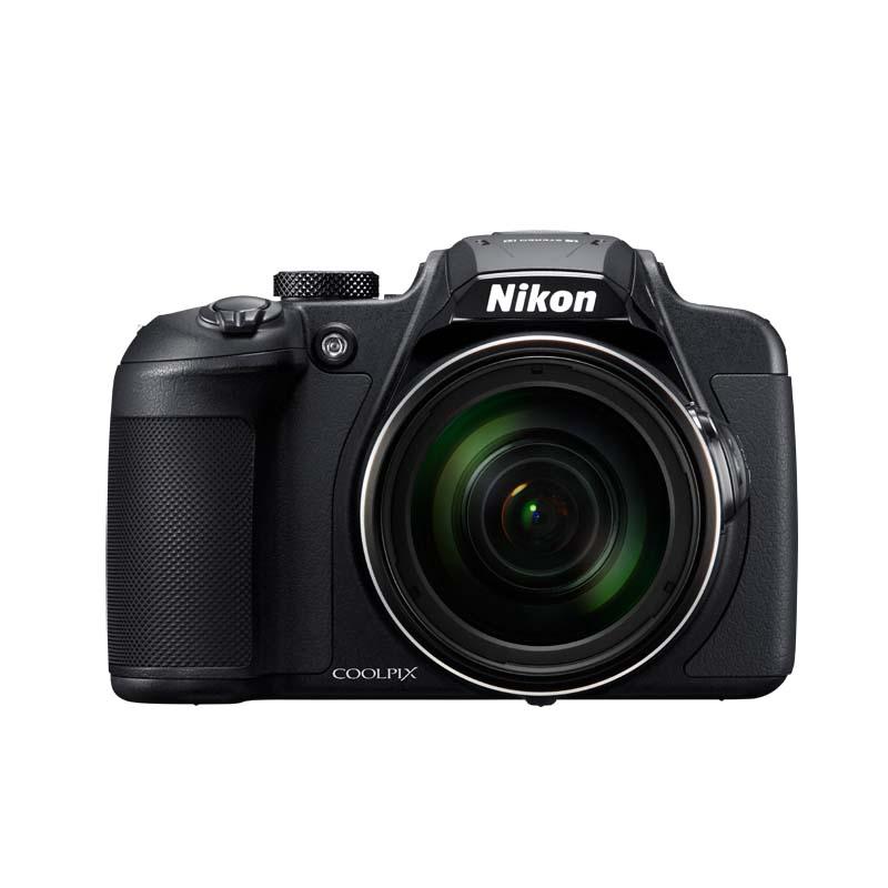 """Câmera Digital Nikon Coolpix B700 com 20.2 Megapixels e Zoom Óptico de 60X, Tela Giratória, WIFI, Bluetooth, LCD 3.0"""" *"""