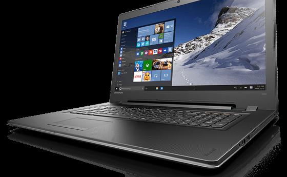 """Notebook Lenovo IdeaPad 300 17"""" com Intel Core I3 de 6ª Geração, 4GB de Memória, HD de 1TB, Wireless AC, Tela LED de 17"""", Windows 10 - 110-15ISK *"""