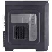 Computador Gamer Intel Pentium G4560 de 7ªG, 4GB DDR4, SSD 240GB, Placa de video GTX1050 3GB, Fonte 650w