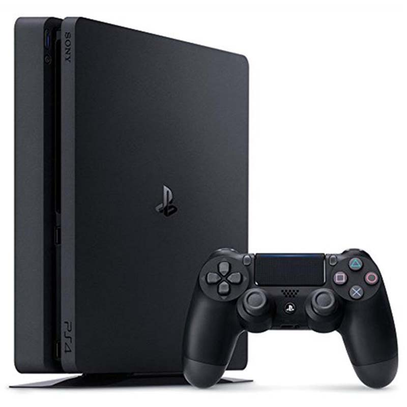 Console Playstation 4 Slim + Jogo Call Of Duty Infinite Warfare - HD 500GB, Processador Octa-Core, Controle Dualshock 4 - PS4