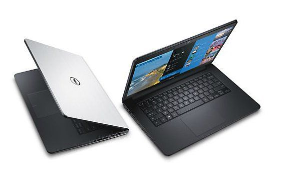 "Notebook Dell Inspiron 14-5448- Intel Core i5, 6GB de Memória, HD de 1TB,  Tela HD de 14""  showroom"